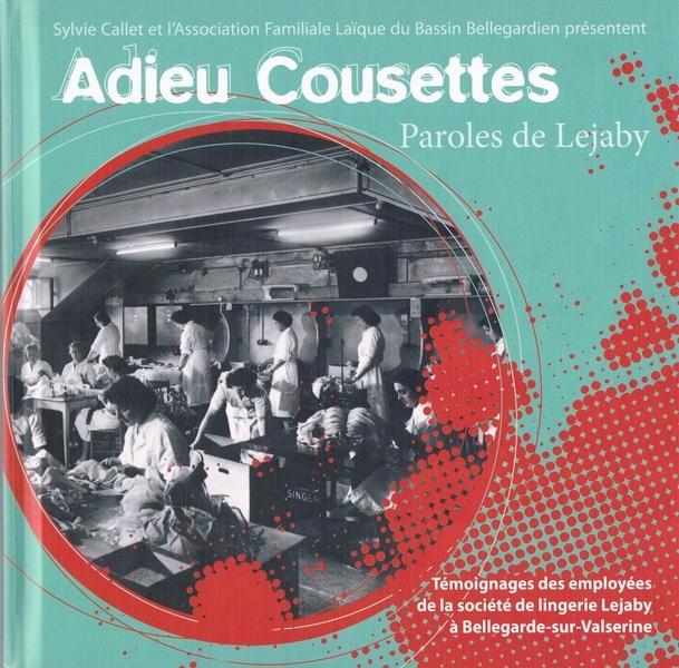 livre réalisé pour l'association défendant les ouvrières licenciées de Lejaby
