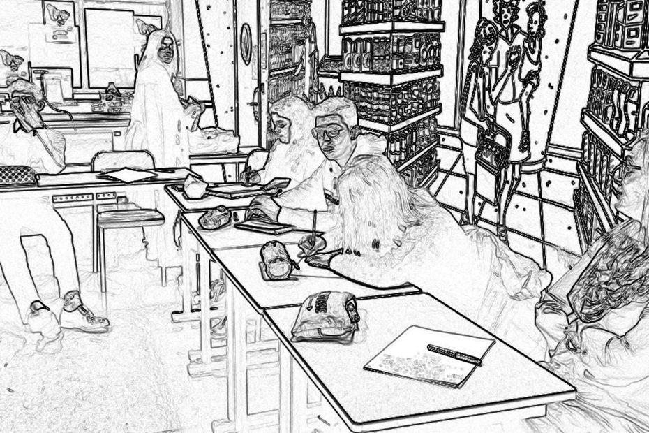 Atelier d'écriture C.A.P scolaire
